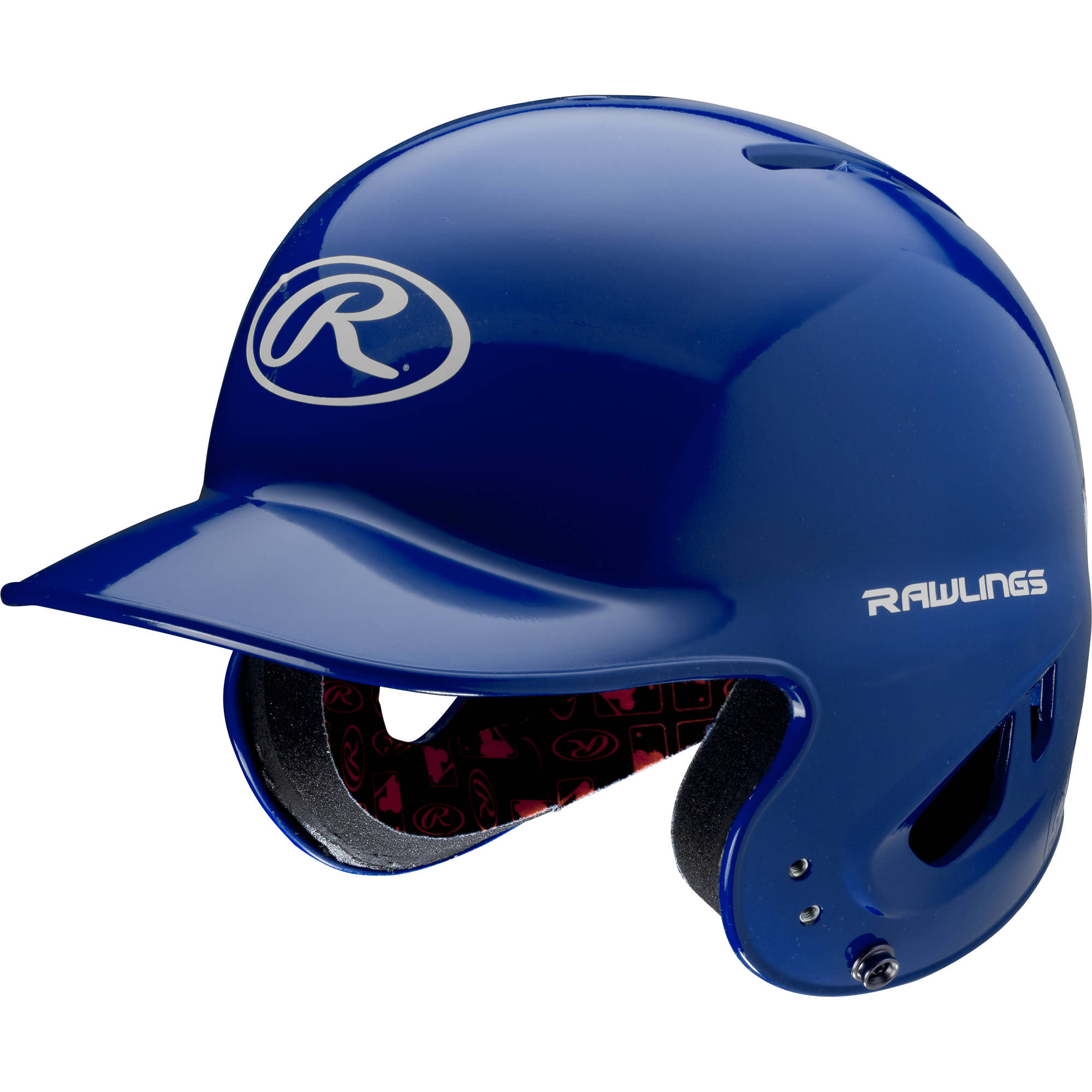 Rawlings MLB Inspired T-Ball Helmet, Royal Blue