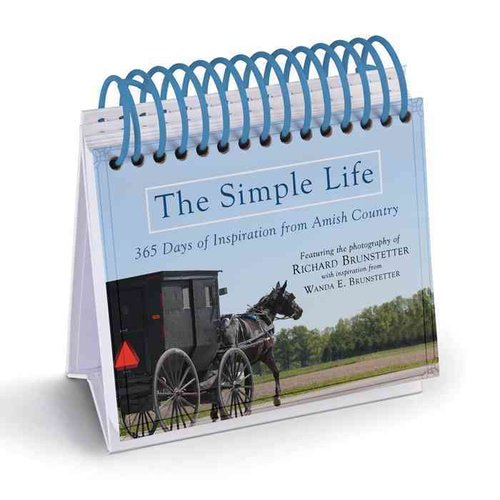 The Simple Life: 365 Days of Inspiration from Amish Country