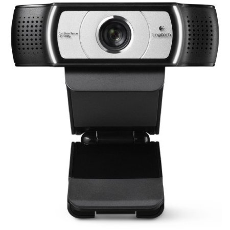 Logitech C930e 960-000971 USB 2.0 1920 x 1080 Video Webcam (Web Camera 1080)