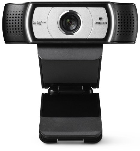 Logitech C930e 960-000971 USB 2.0 1920 x 1080 Video Webcam