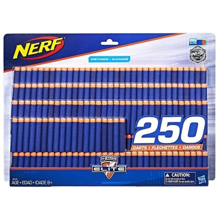 Nerf N-Strike Elite 250 Dart Pack Only $11.98