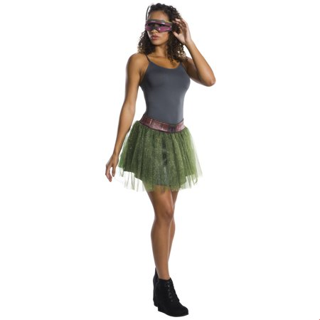 Star Wars Womens Boba Fett Tutu Skirt Halloween Costume Accessory](Star Wars Tutu)