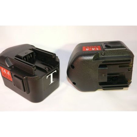 14.4 VOLT NiCD Battery for MILWAUKEE 48-11-1014 Cordless Drill Battery