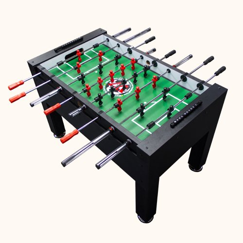 Warrior Table Soccer Professional Model Top Caliber & Durable Foosball Table