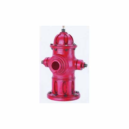 Fire Hydrant Birdhouse by Spoontiques 10261 by Bird Houses