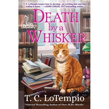 Death by a Whisker : A Cat Rescue Mystery - Halloween Cat Whiskers Uk