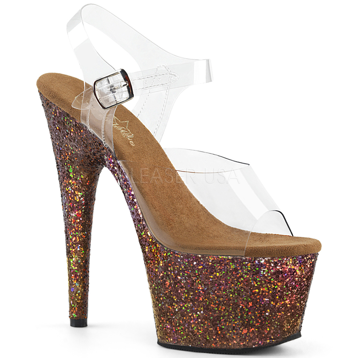 Pleaser ADORE-708LG Economical, stylish, and eye-catching shoes
