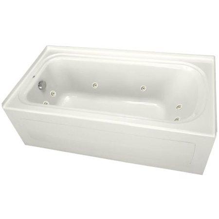 front skirted whirlpool tub. Black Bedroom Furniture Sets. Home Design Ideas