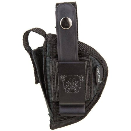 Bulldog Cases Extreme Belt Clip Holster Fits Most Large Frame Semi Autos W  4     4 1 2   Barrels  Highpoint Standard