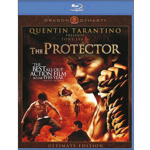 The Protector (Blu-ray) (Widescreen)