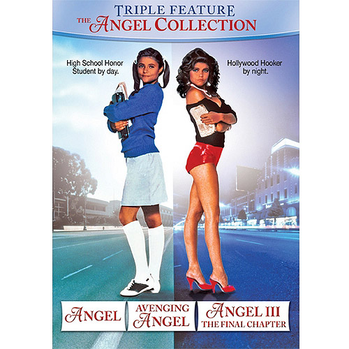 The Angel Collection - Angel / Angel 2: Avenging Angel / Angel III: The Final Chapter (Widescreen)