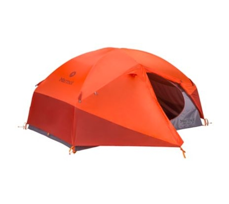 Marmot Limelight 2 Tent - 2 Person, 3 Season-Cinder/Ruste...