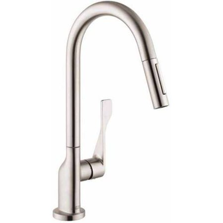 Hansgrohe Axor 39835801 Citterio Pull-Down Prep Kitchen Faucet, Various Colors