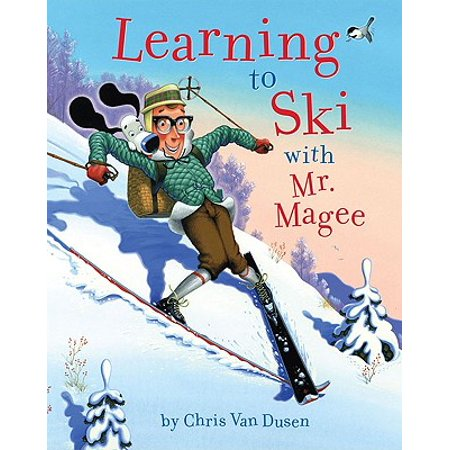 Learning to Ski with Mr. Magee (Best Places To Ski In The Northeast)