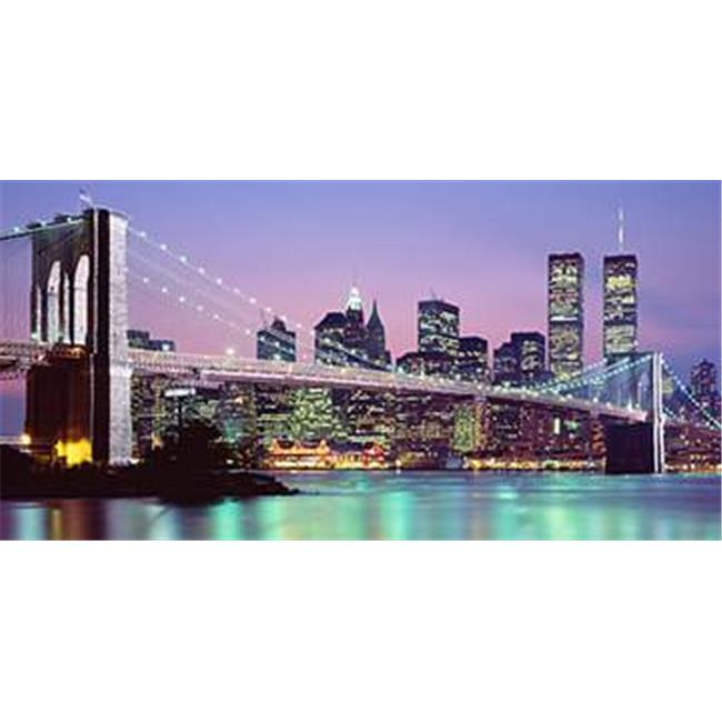 Biggies WM-NYS-120 New York Skyline Wall Murals