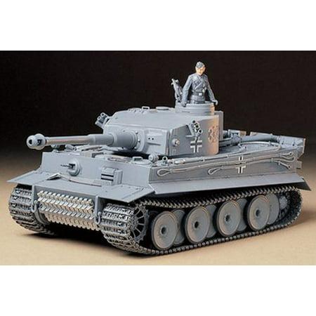 German Tiger 1 Tank 1/35 Scale Plastic Model Kit ()