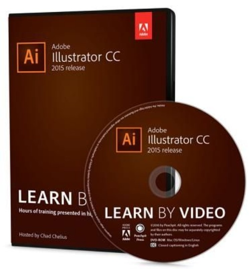 Adobe Illustrator CC Learn by Video 2015 Release