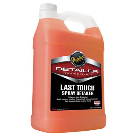 Meguiar's Last Touch Spray Detailer – Give Your Car a Flawless Showroom Shine – D15501, 1