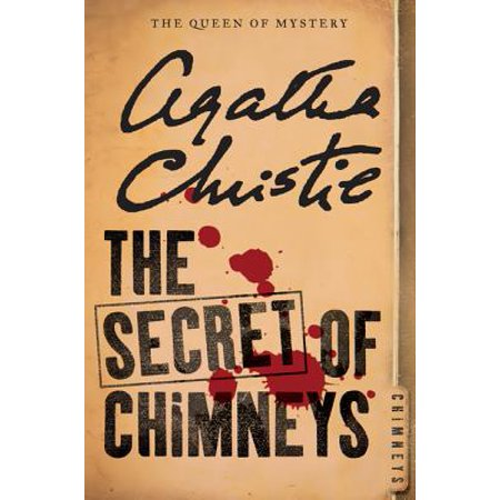 Agatha Christie Mysteries Collection (Paperback): The Secret of Chimneys (Paperback) (Agatha Christie Halloween)