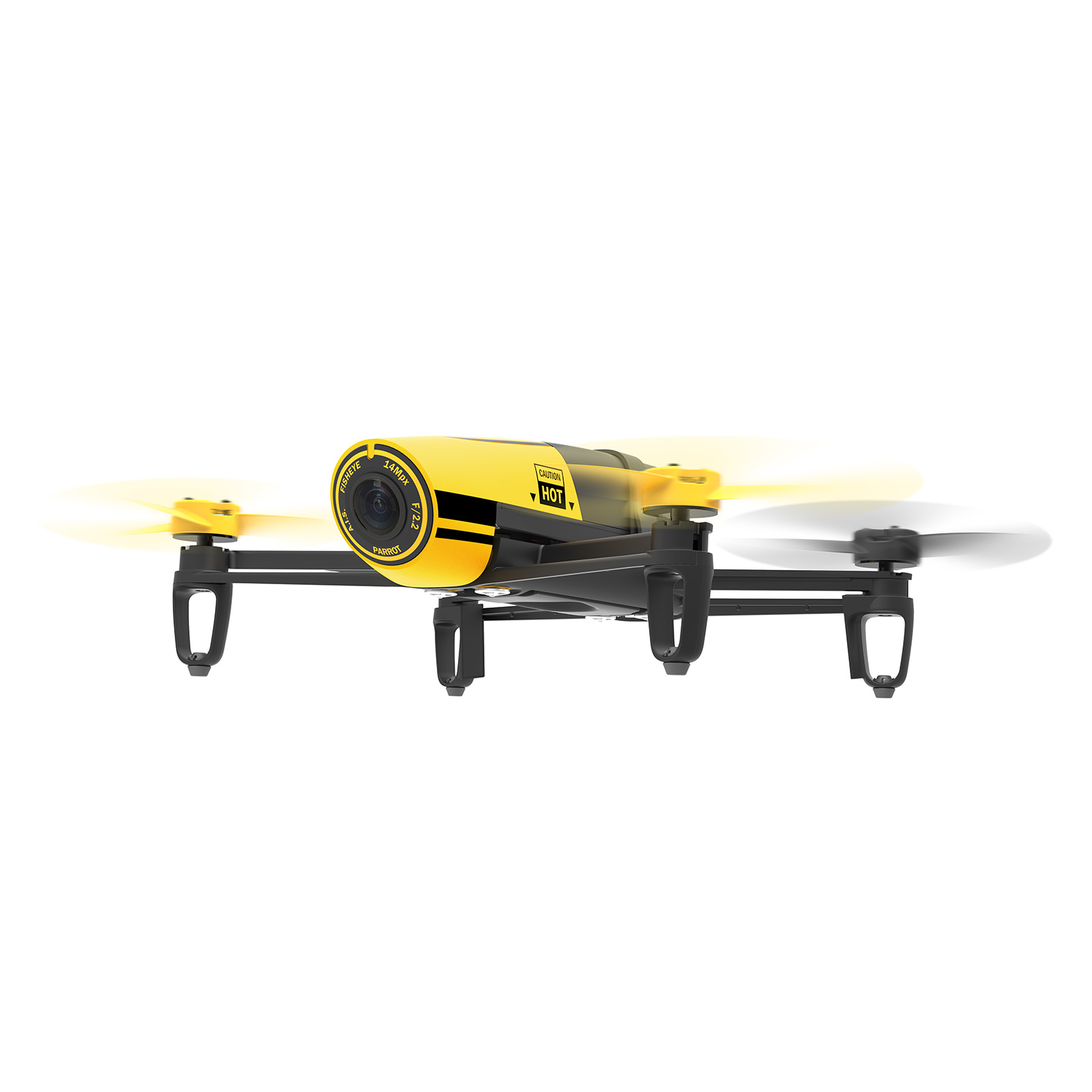Parrot Bebop Quadcopter Drone with 14MP Full HD 1080p Wide-Angle Camera (Certified... by Parrot