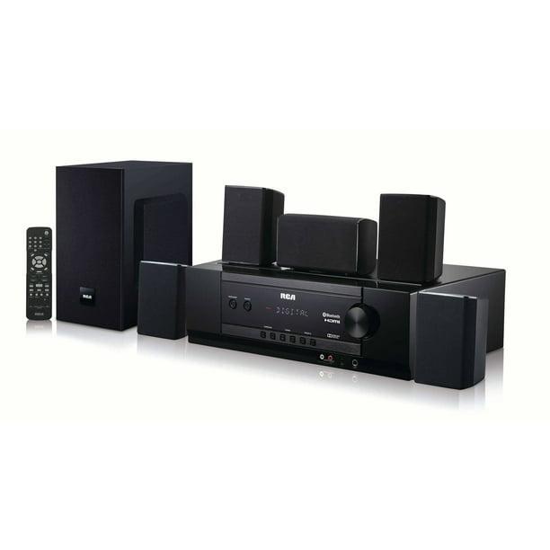 RCA Bluetooth Home Theater System - Walmart.com - Walmart.com