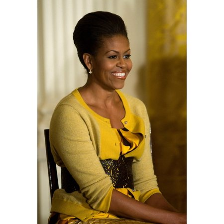 Michelle Obama At A Public Appearance For White House Event On The Difficulties Older Women Face In The Health Insurance Market The White House Washington Dc November 13 2009 Photo - Halloween Events In Washington Mo