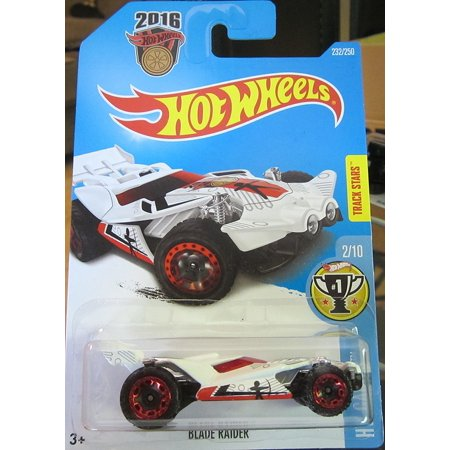 Raider Hot Wheels 2016 HW Games #2/10 1:64 Scale Collectible Die Cast Metal Toy Car Model #232/250 on International Card, By Blade