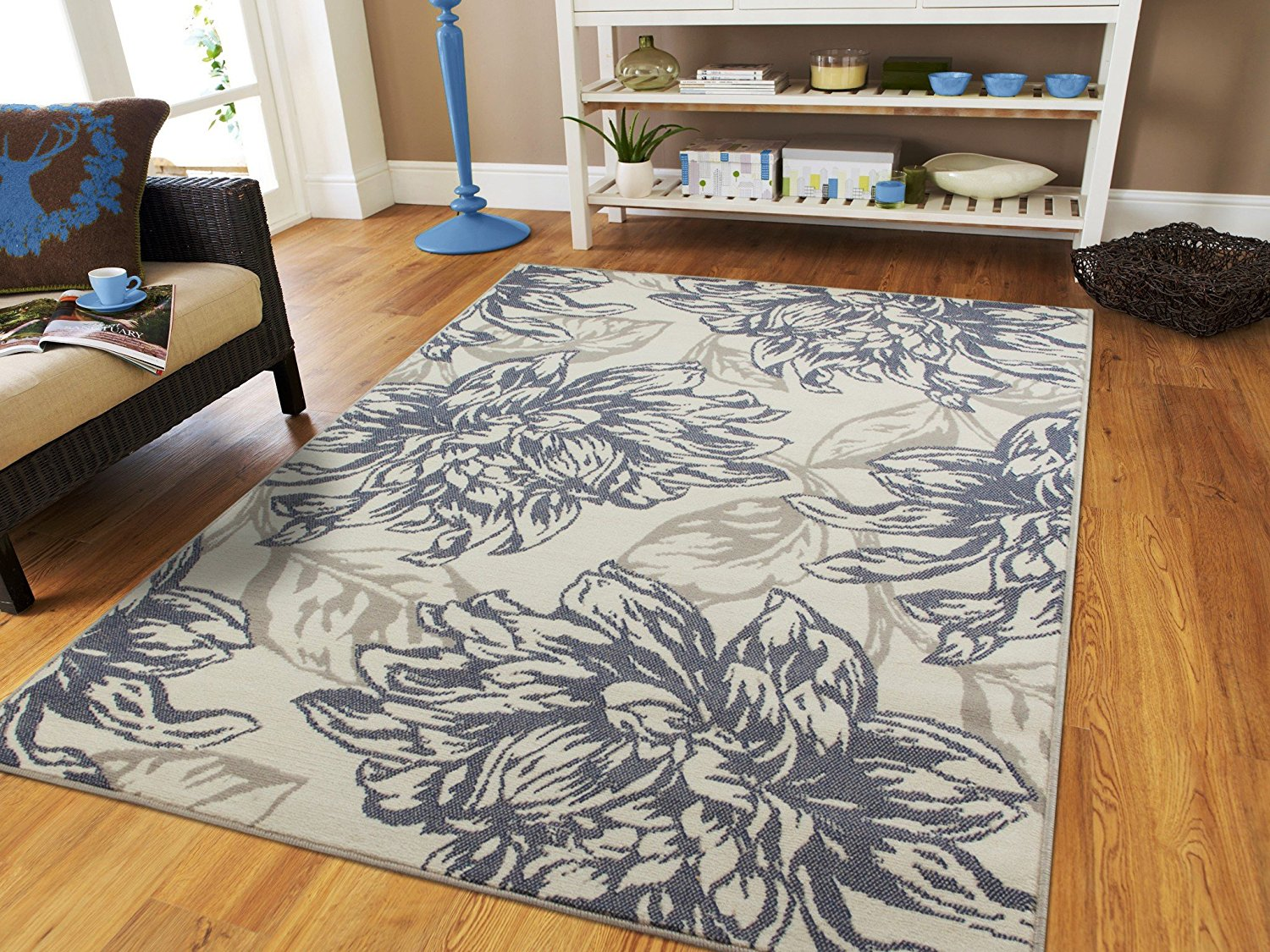 Modern Gray Area Rugs On Clearance 5 By 7 Area Rug For Living Room 5x7  Under50