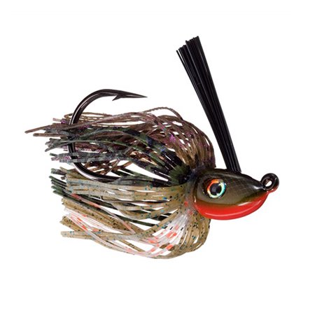 Hack Attack Heavy Cover Swim Jig](Scary Halloween Jpg)