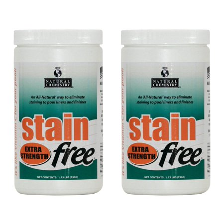 Natural Chemistry Stain Free Reviews