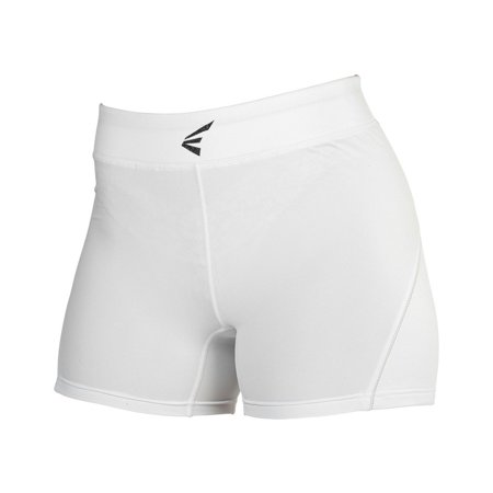 Express Suit (Easton M5 Girls Fastpitch Sliding Short, White, Size)