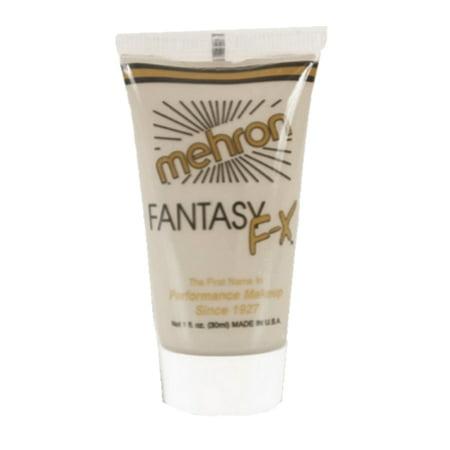 Zombie Flesh Makeup ((3 Pack) mehron Fantasy F X Makeup Water Based Zombie)