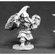 Reaper Miniatures Gord Ironhead 02384 Dark Heaven Legends Unpainted Metal Figure