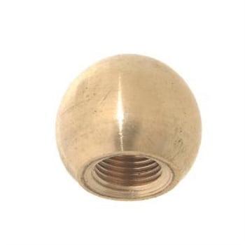 Iron Ball Finial (BandP Lamp 3/4