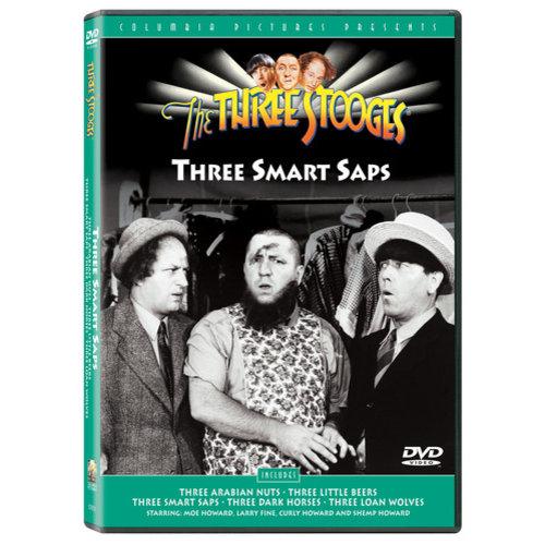 The Three Stooges: Three Smart Saps (Full Frame)