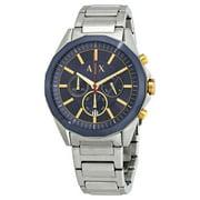 Armani Exchange Chronograph Navy Blue Dial Men's Watch AX2614