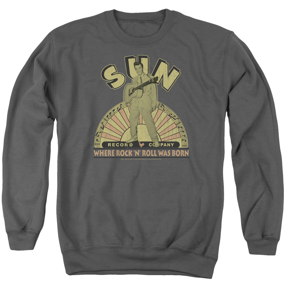 Sun Original Son Mens Crewneck Sweatshirt