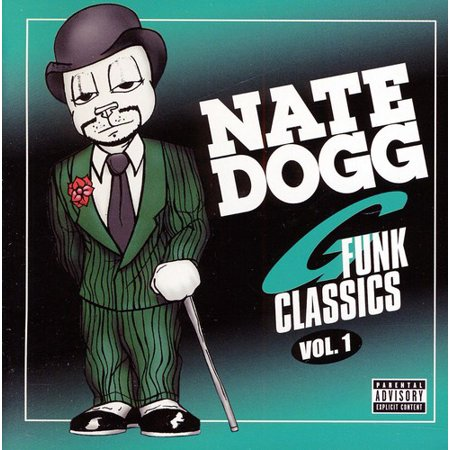Nate Dogg G Funk Classics, Vol. 1 (CD) (explicit)