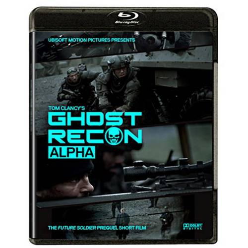 Tom Clancy's Ghost Recon Alpha (Blu-ray   DVD)
