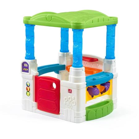 Step2 Wonderball Toddler Fun House, Plastic Playhouse