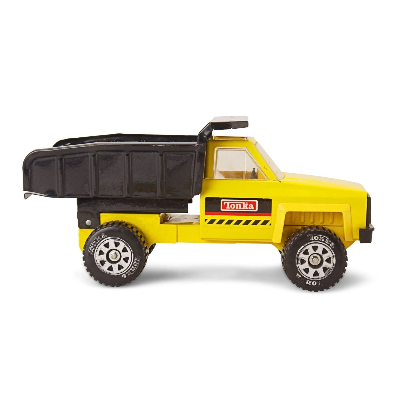 Tonka Retro Classic Steel Quarry Dump Truck Vehicle Multi-Colored