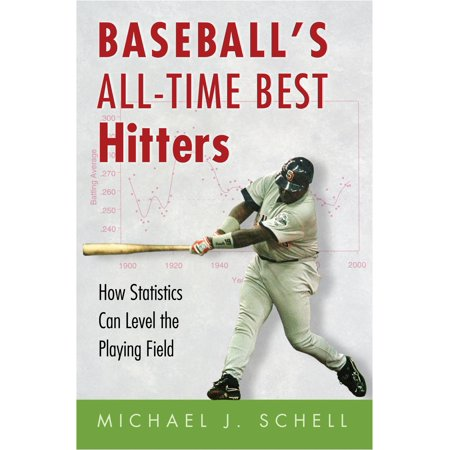 Baseball's All-Time Best Hitters - eBook