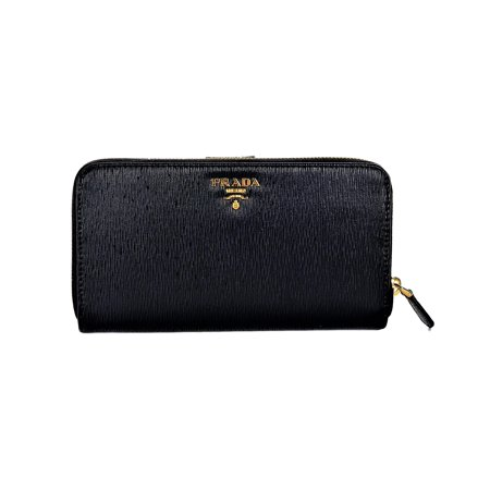 95e0d0c7fbed Prada - Prada Womens 1ML348 2EZZ Vitello Move Leather Wallet Nero (Black) -  Walmart.com