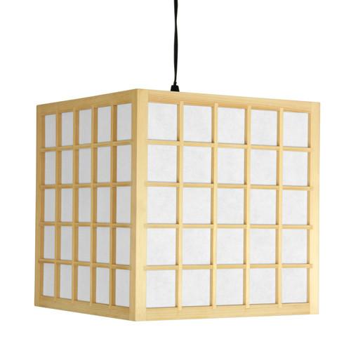 Oriental Furniture Japanese 1-Light Mini Pendant