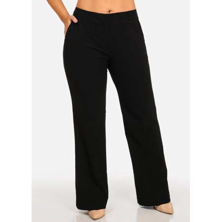Modaxpressonline Womens Juniors Womens Plus Size High Waisted