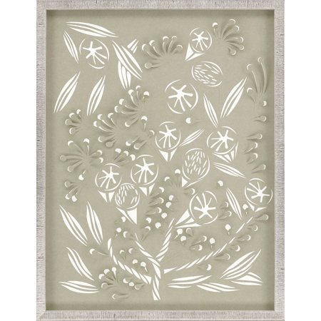 Paragon Casual Wood And Glass Wall Art In Neutral Finish (Paragon Glass Kiln)