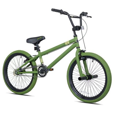20 Inch Bmx Bicycle - Kent, Dread BMX Bicycle, Boy's, Army Green, 20