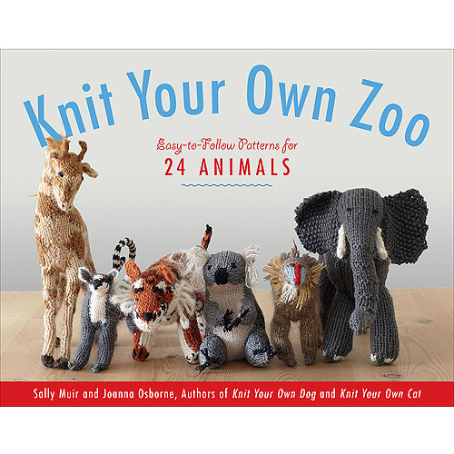 Black Dog Books Knit Your Own Zoo