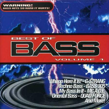 Best Of Bass Vol.1
