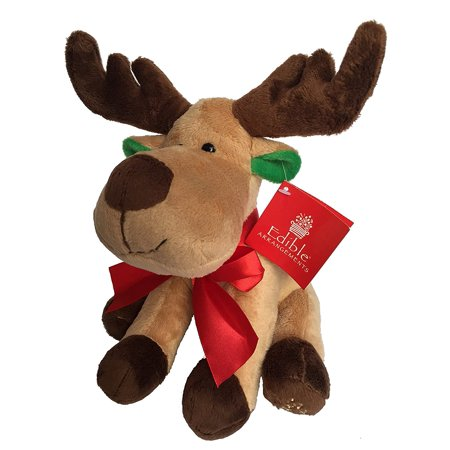 Cinnamon The Christmas Reindeer Stuff Toy From Edible Arrangements New   G14e6ge4r Ge 4 Tew6w210574  From Supplier Mobilenaturalhealing By Tinflyphy